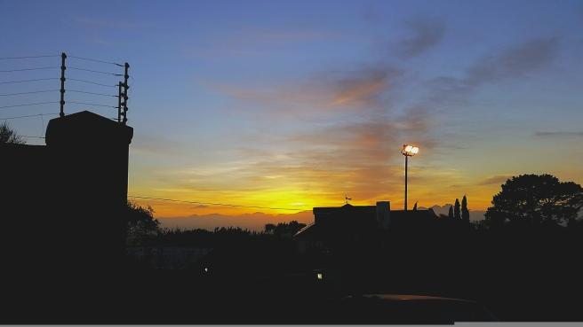 Tygerberg Sunrise